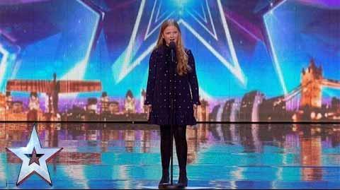 12 year old singing sensation beau dermott britain s got talent