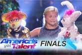 12-Year-Old Ventriloquist Darci Lynne - America's Got Talent 2017 Finals
