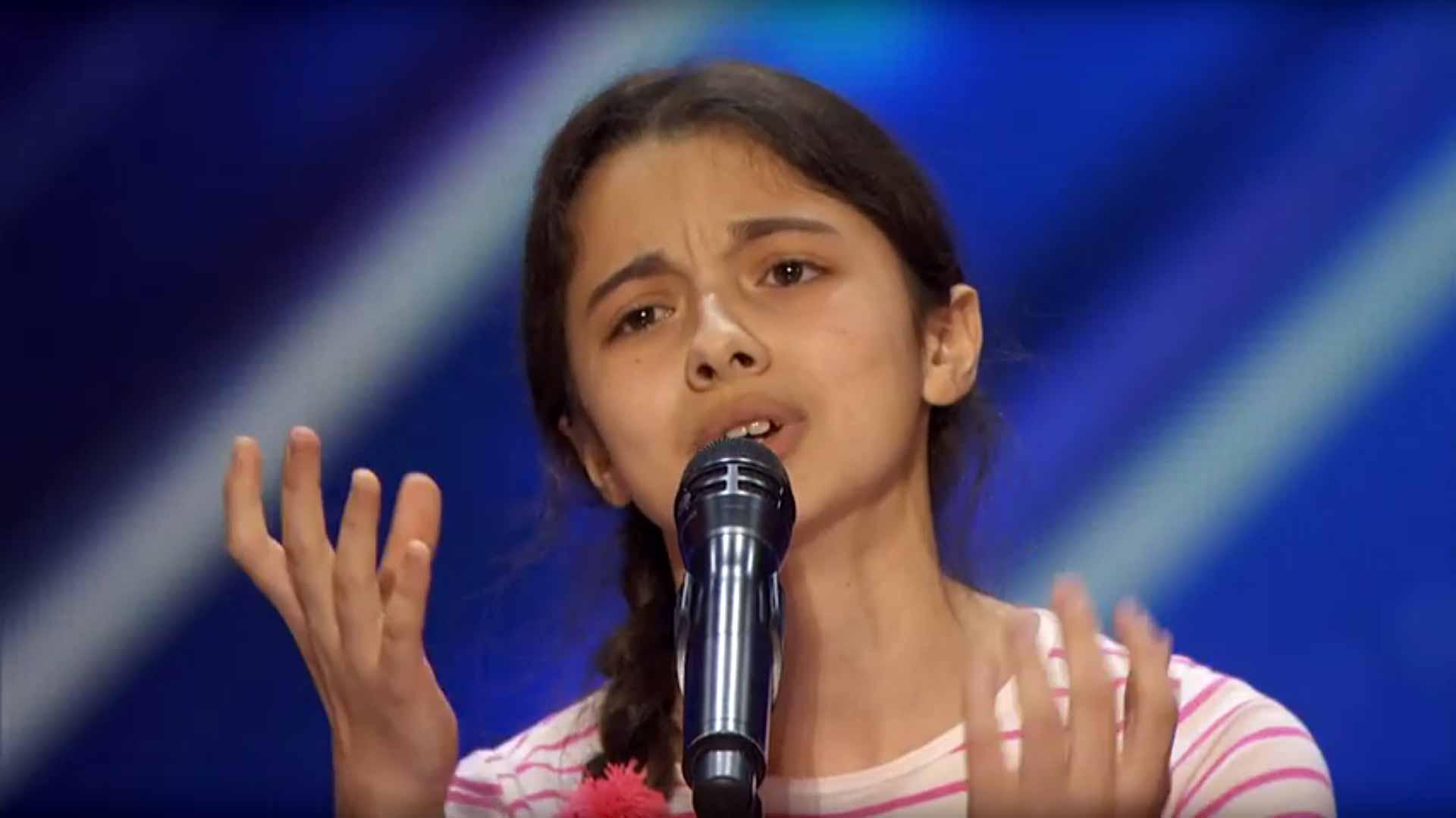 13 Year Old Opera Singer Laura Bretan America S Got Talent 2016