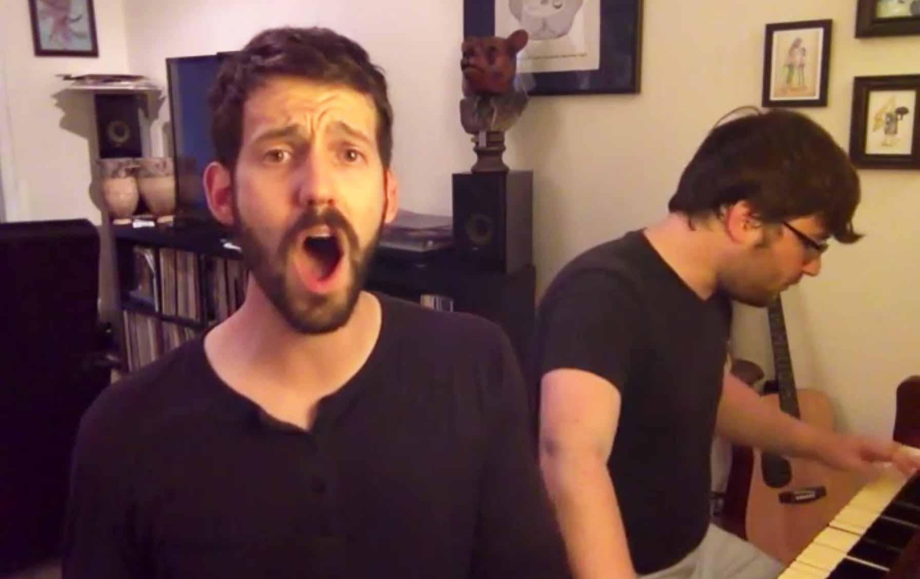 29 Celebrity Impressions, 1 Original Song (2014) - IMDb