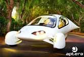 Amazing 300 mpg Car