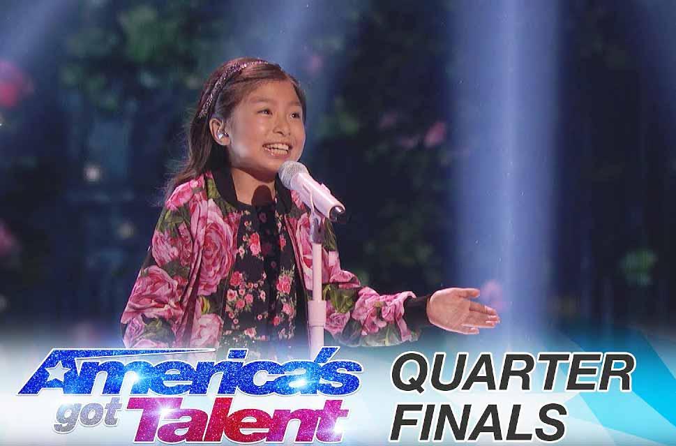 Americas Got Talent 2017 Quarter Finals