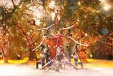 AcroArmy Delivers Acrobatic Christmas Act - 'America�s Got Talent Holiday Spectacular�