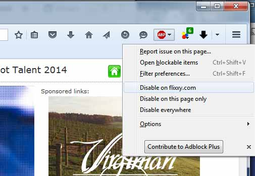 How To Disable Ad Block Plus On A Specific Site