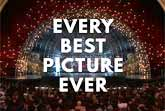 All Best Picture Oscar Winners In 8 Minutes