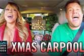 'All I Want For Christmas' Carpool Karaoke With Mariah Carey, Adele, Lady Gaga, Elton John ...