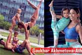 Amazing Workout Girls - Mom Workouts With Kids