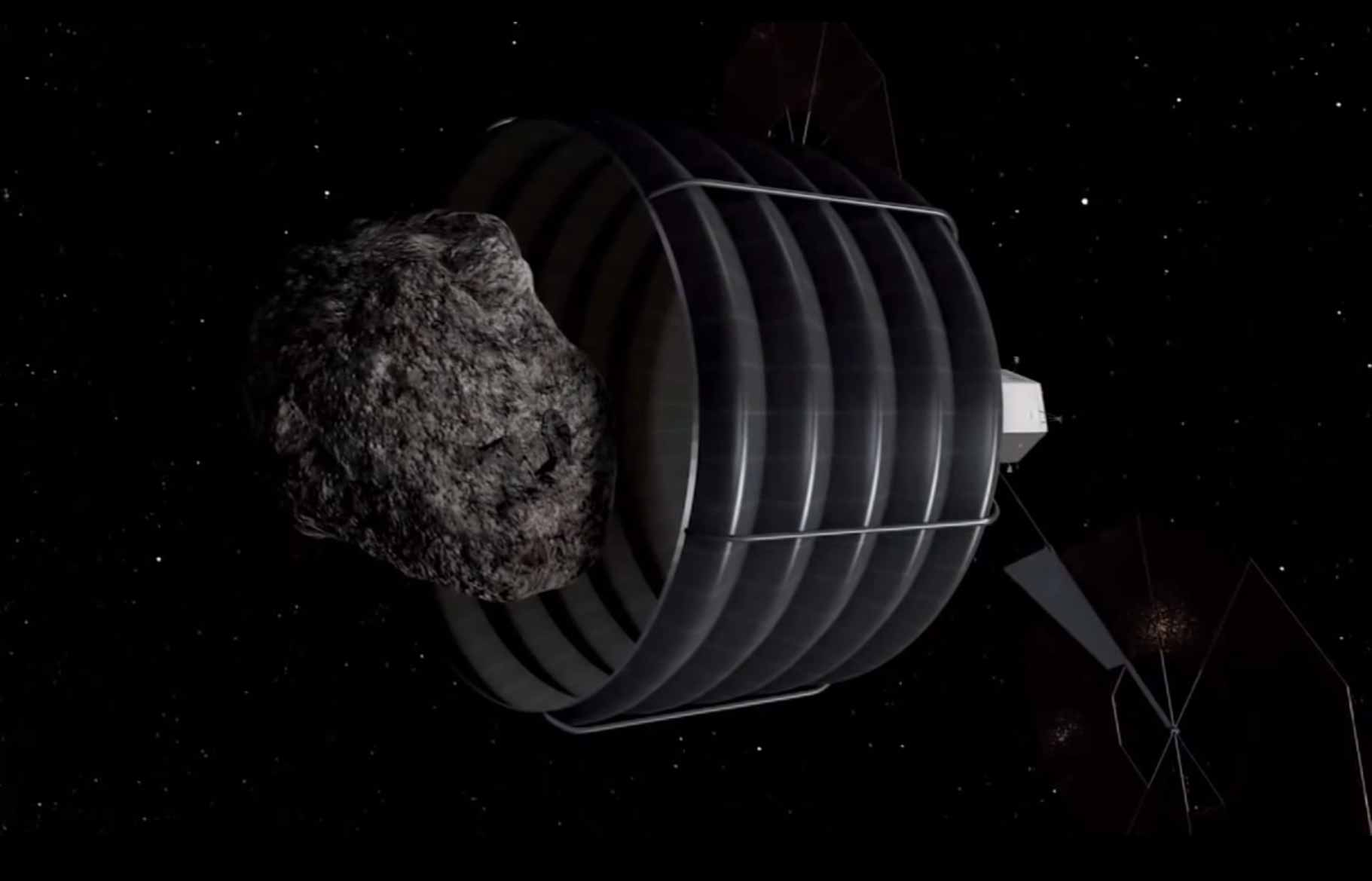 asteroid redirect trajectory - photo #19