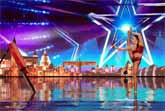 Barefoot Archer Orissa Kelly - Britain's Got Talent