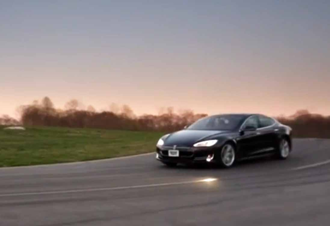 Best Performing Car Ever - Consumer Reports - Tesla Model S