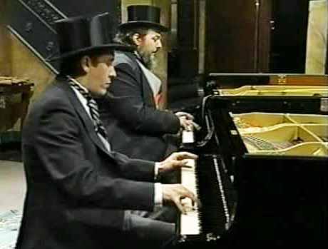 Boogie Woogie Twins Dr John Amp Jools Holland