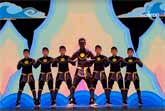 Canion Shijirbat - Animation Dance Performance - Mongolia's Got Talent