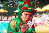 Comedian-Magician Piff The Magic Dragon - America's Got Talent Semifinals