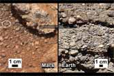 Curiosity Rover Finds Ancient Streambed - Evidence of Water on Mars