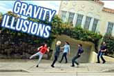 Gravity Illusions On The Streets Of San Francisco