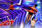 Indian Duo Bad Salsa Wows America's Got Talent 2020
