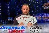 Magician Jon Dorenbos Earns Golden Buzzer At America's Got Talent 2016