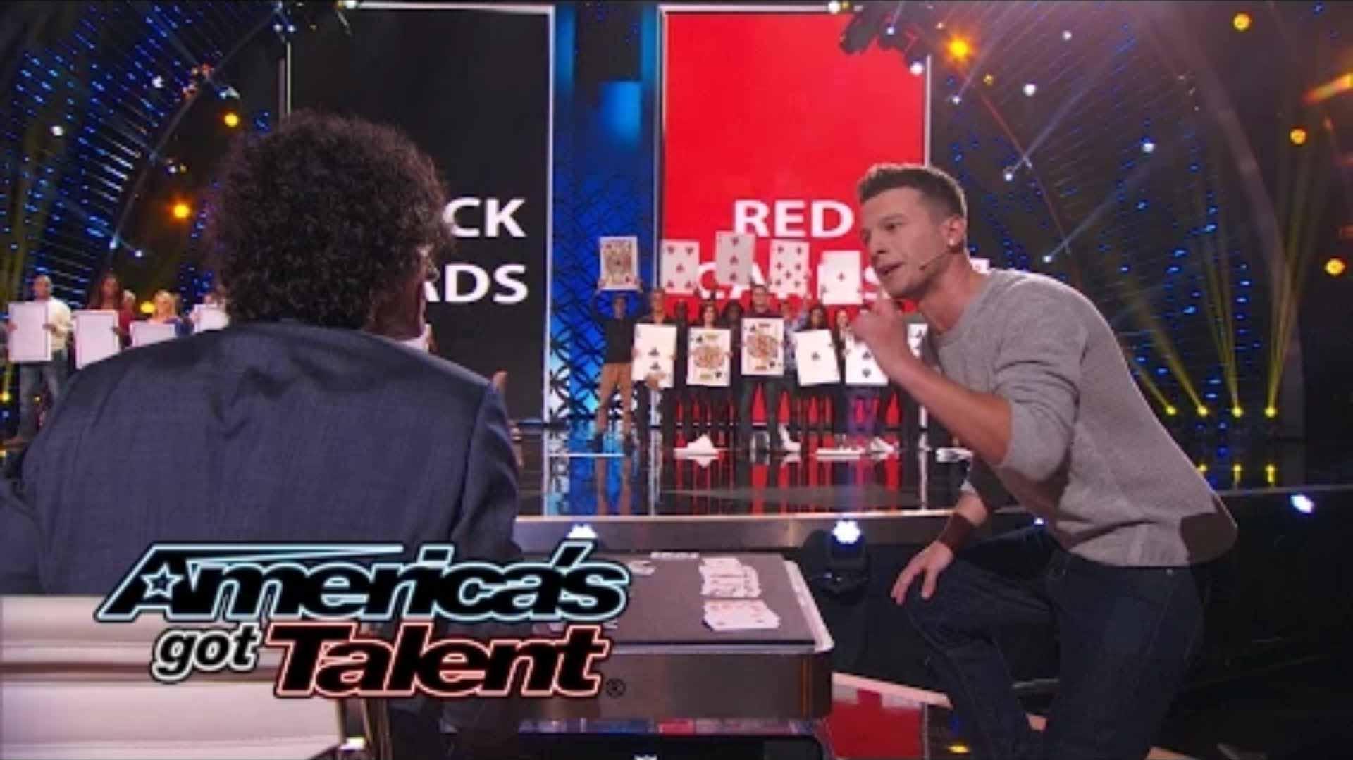 Mat Franco Mind Blowing Magic Performance America S Got