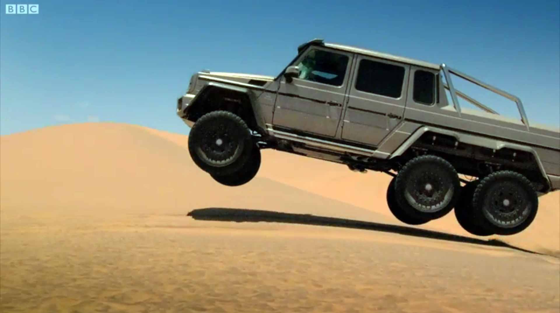 Mercedes G63 AMG 6x6 MUV (Monster Utility Vehicle) Top ...