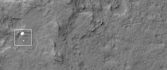 footage landing on mars - photo #46