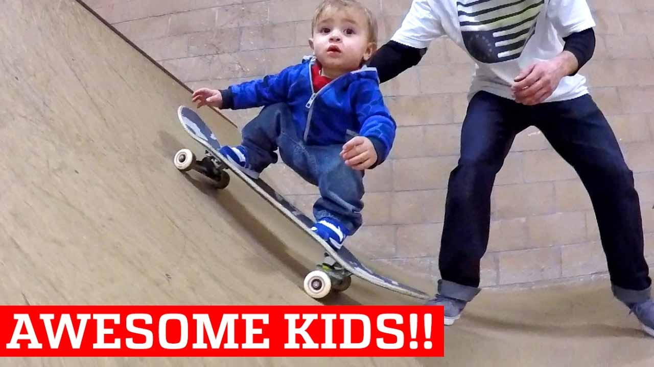 People Are Awesome  Kids Edition Amazing Talented Kids Compilation