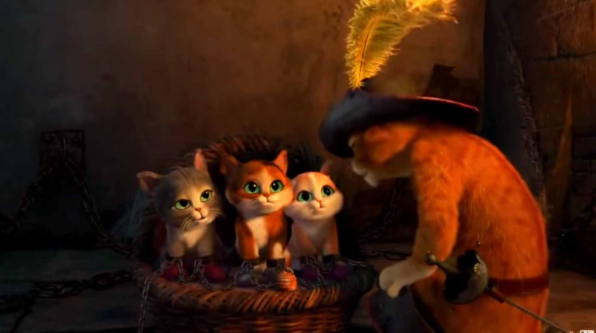 puss in boots the three diablos movie