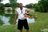 RC Helicopter Fishing