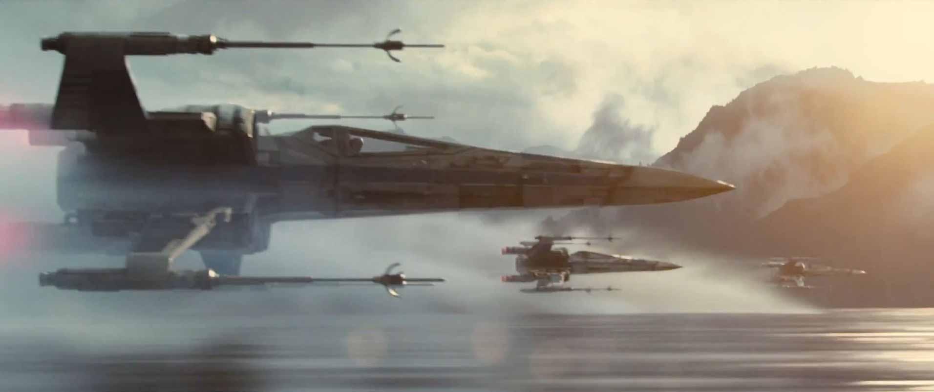 Star wars episode vii the force awakens teaser trailer 2015 hd