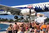 Super Low Pass - Maho Beach - St Maarten