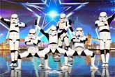 The Dancing Stormtroopers - Britain�s Got Talent 2016