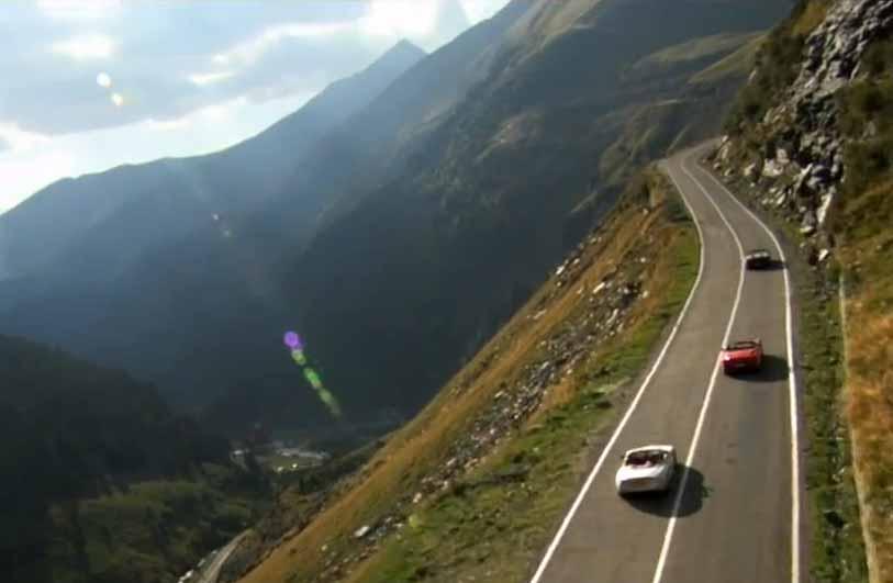 The Greatest Driving Road In The World Transfagarasan Romania