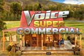 The Voice 2018 - Super Bowl Commercial