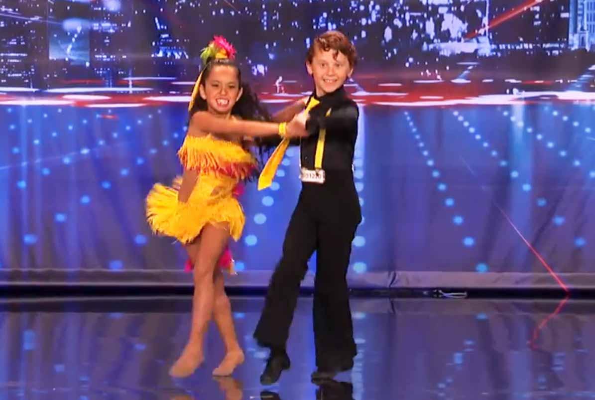 Americas Got Talent Kid